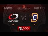 coL vs DC,Квалификации TI6, NA, Гранд Финал, Игра 3