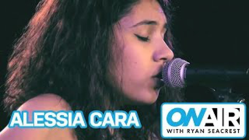 The Weeknd Can't Feel My Face Alessia Cara Cover On Air with Ryan Seacrest