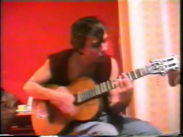 Угол под гитару 1993 г