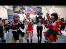 ANIME EXPO 2016 COSPLAY EPIC SHOWCASE DANCE MUSIC VIDEO 03 60FPS HD NOT 4K YET (9 DAYS LATER EDIT)