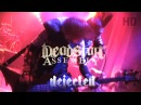 """Deadstar Assembly - """"Dejected"""" Official Live Music Video - 720p HD"""