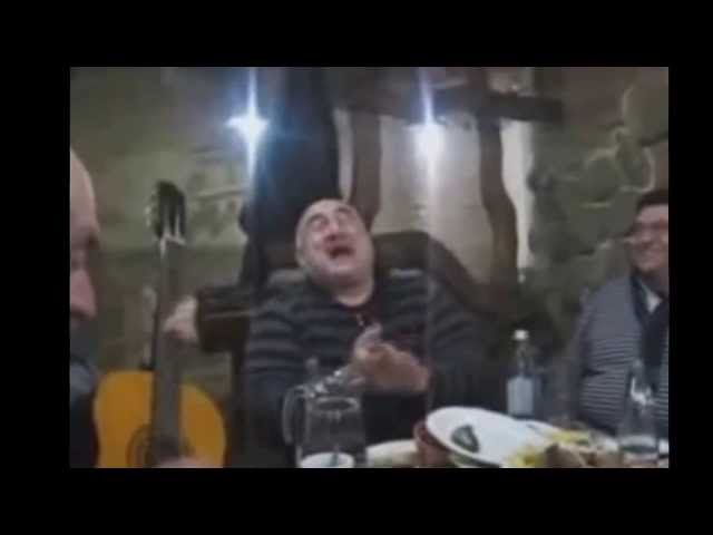 Чунга-Чанга по-грузински. Исполняет Гия Коркоташвили.