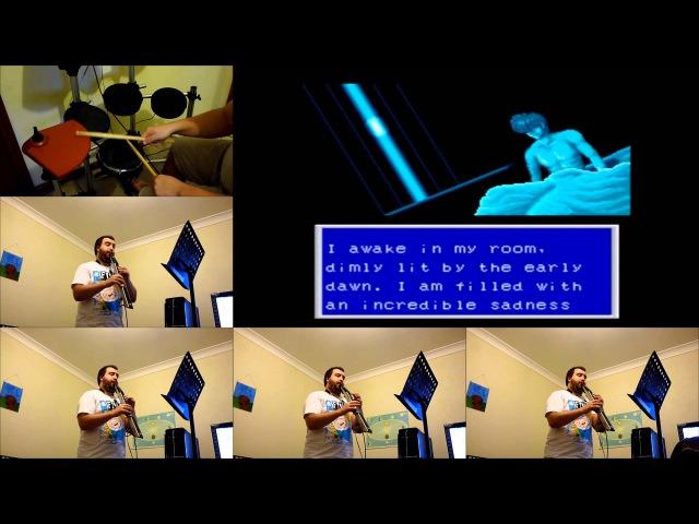 Phantasy Star II (Genesis) - 'Prologue' EWI Multitrack Ft. NESRomancer