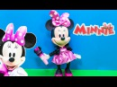 MINNIE MOUSE Disney Minnie Mouse Singing Popstar a Minnie Mouse Video Toy Review