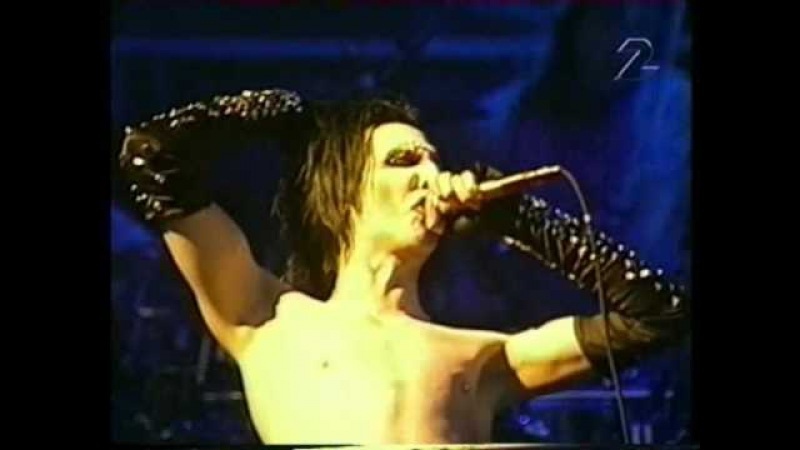 Marilyn Manson - Great Big White World (Hultsfred 99)