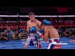 Roman Gonzalez vs. Carlos Cuadras: WCB Highlights (HBO Boxing)