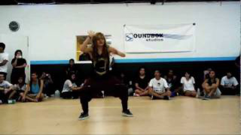 Chachi dance mash-up (I'm A Monster/Should've Kissed You/Wanna Be/Bang)
