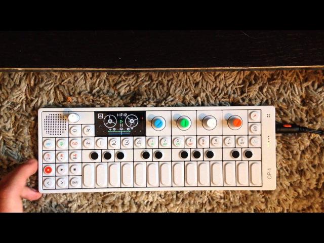 Teenage engineering OP1 - Live looping [Thoj]