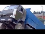 Автоприколы с грузовиками    Авто приколы    Car fails    auto funny203