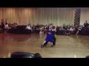 Kyle Philippe Zoe at Resorts World Manila - Argentine Tango Vals