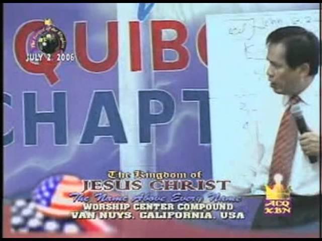 Семя - зерно - Pastor Apollo C. Quiboloy - SMNI