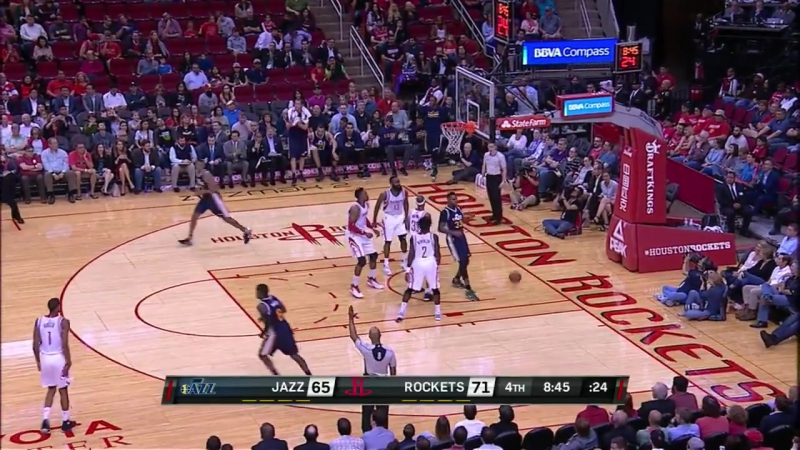 HIGHLIGHTS from the Jazz's big win in Houston on Wednesday night!