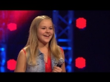 Emily - I Knew You Were Trouble - Taylor Swift cover   Голос Дети:Германия   The Voice Kids of Germany 5.2.2016