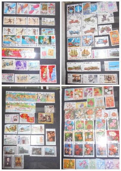 продам или обменяю альбом с почтовыми марками 10 000 т.р. , Монгольско