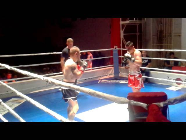 SIRBU IONUT (CKO) VS ARGYO ALEXANDRU (MILENIUM FIGHT)
