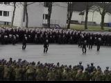 Что-то пошло не так Странные танцы норвежских военных