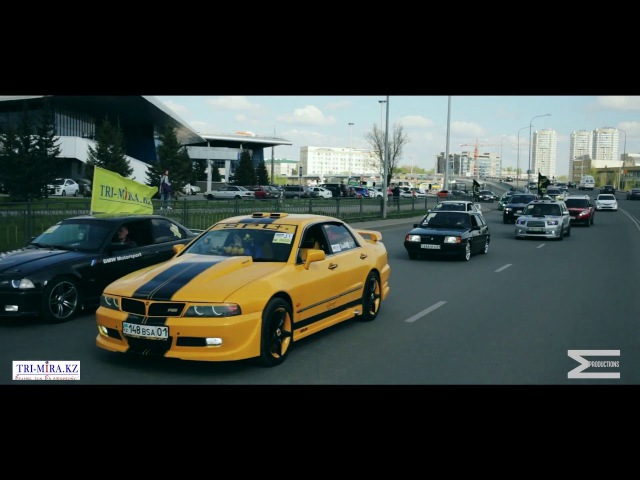 Auto show - Open season/Astana/2016[MarselProductions]