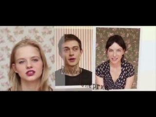 «Про любовь» (реж. Анна Меликян) - фильм о фильме