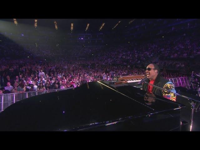 Stevie Wonder - Live At Last A Wonder Summers Night - Full Concert (HD)