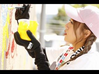 高橋みなみ、ボランティアにサプライズ登場 福島の仮設住宅を訪問