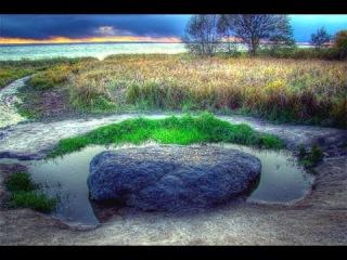 Необьяснимая мистика Синь -камня .Таинственное перемещение загадочного камня