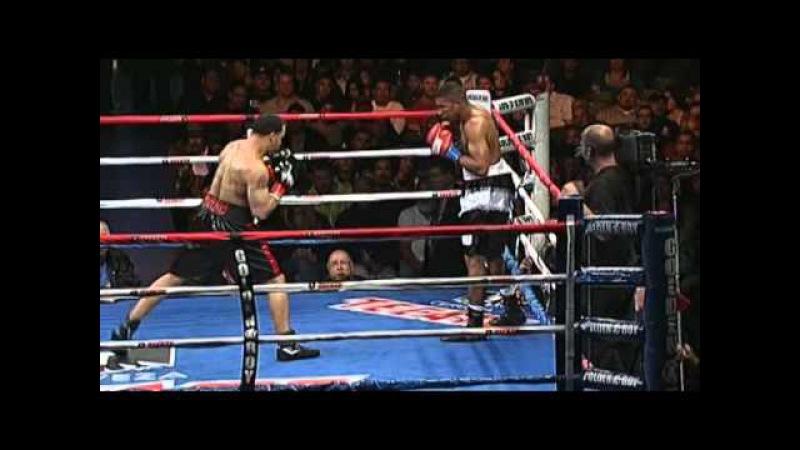 James Kirkland vs Jhon Berrio