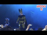 KAIZOKU TV - OTAKUFEST 2012 COSPLAY DRAGON BALL SAGA DE CELL GRUPO SANGAKU HENTAI