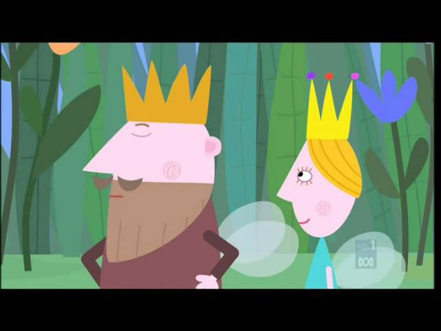 Ben and Holly's Little Kingdom S01E01 The Fairy Picnic