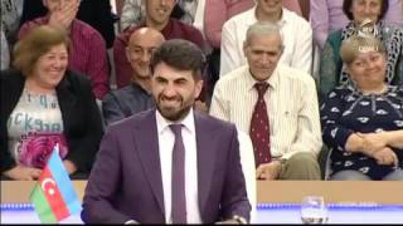 Fərda Xudaverdiyev Əlikram Bayramov u Aldadıb (Bizimlesen 25.04.2016)