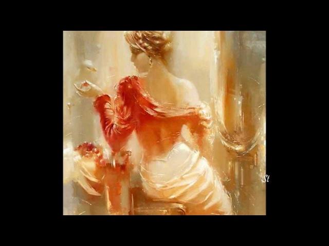 Manchurian Waltz and Roman Garassuta - paintings