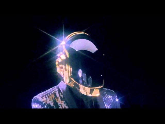 Daft Punk ft. Pharell Williams Get lucky ( Extended Version Original Video Full HD)