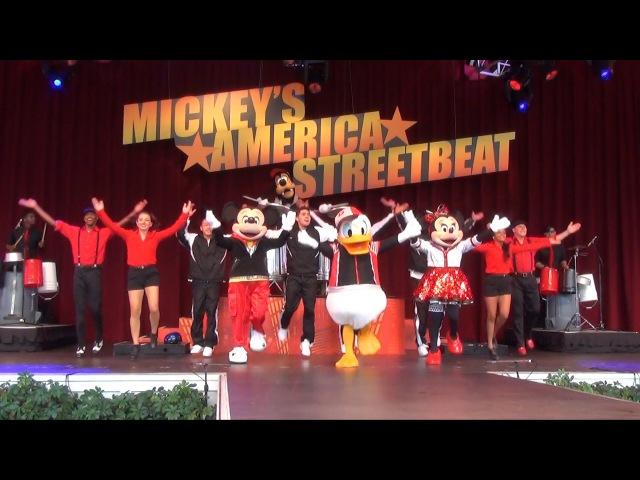 Mickey's America Streetbeat