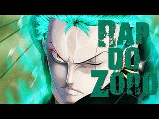 Русский Аниме Реп про Ророноа Зоро (Аниме Ван Пис) | Rap do Zoro AMV (One Piece) 2016