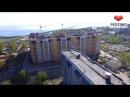 ЖК Юность Ульяновск с высоты птичьего полета
