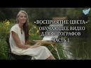 Восприятие цвета - колористика для фотографов - часть 1/2