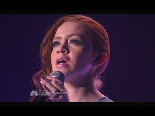 Daniella Mass - Bring Him Home - America's Got Talent - August 25, 2015