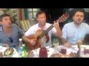 Русская песня Тополя поют грузины.
