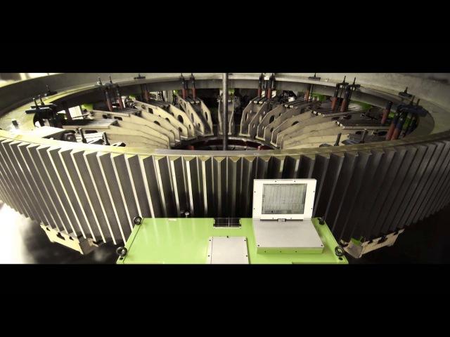 FLSmidth MAAG Gear production capabilities