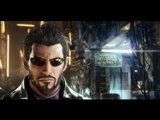 Анонсирован Deus Ex:Mankind Divided ! Первые Подробности!
