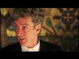 Peter Capaldi and Richard Strange in Conversation at