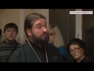 Настоящий священник! побольше бы таких