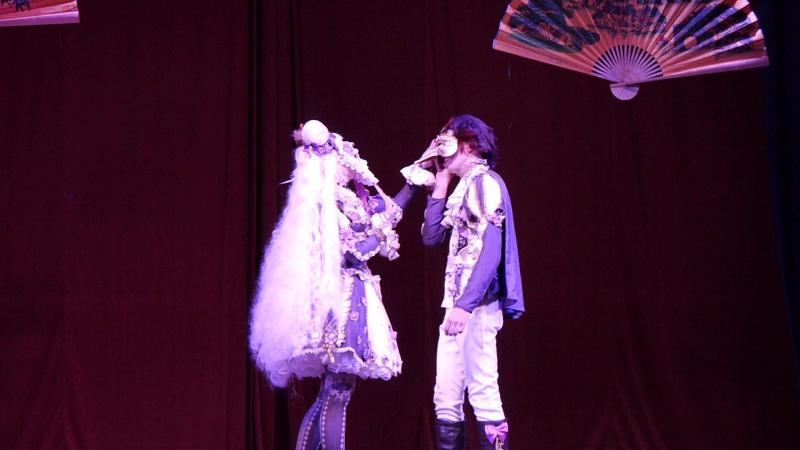 3.7.11.Dzeshime, Harooki (Москва, Калуга) - Sakizō - Sandra, Hour