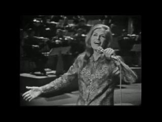 Dalida - Le temps des fleurs / 18-12-1968 Palmares de l'espoir
