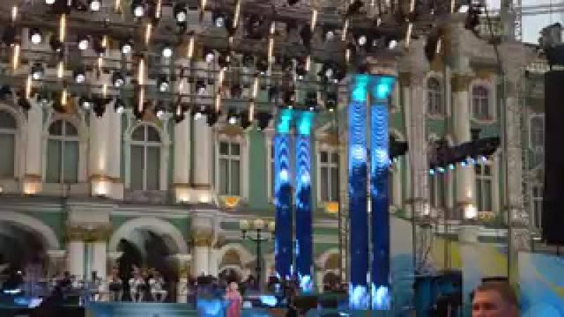 Гагарина -Million Voise! День VmF Спб))