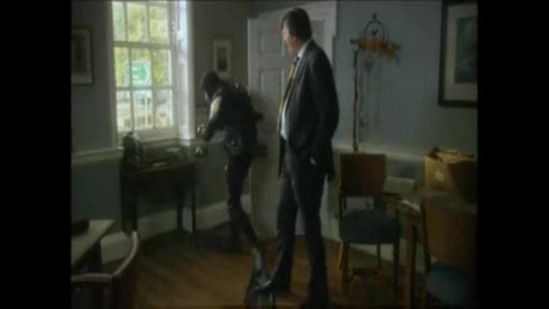 Питер Кингдом вас не бросит/Kingdom (2007 - 2009) О съёмках №3