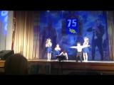 Младшая группа ансамбля песни и пляски Краснознамённого Черноморского флота РФ Выступление в Доме Офецеров ЧФ