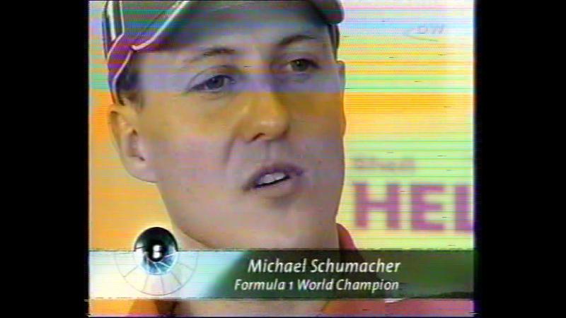[VHSRip] Михаэль Шумахер (2003 год, канал DW)