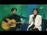 160115 KBS Yu Heeyeols Sketchbook - Yonghwa & SWJA - 봄처녀