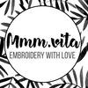 mmm.vita |hand embroidery|