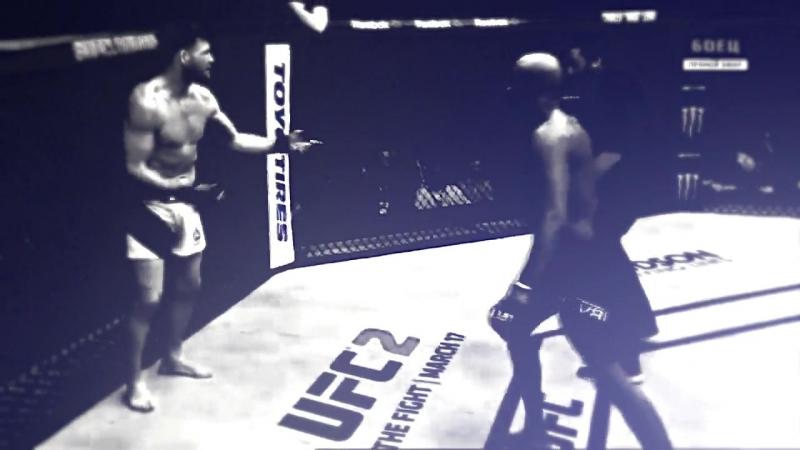 Anderson Silva vs Michael Bisping (Evgeniy Bezruk